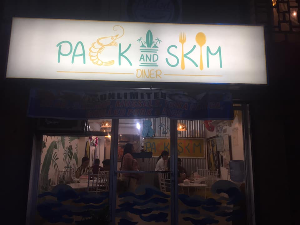 Pack and Skim Diner